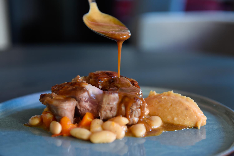 Carte Et Menus La Table Du Cinq Restaurant A Bagneres De Bigorre